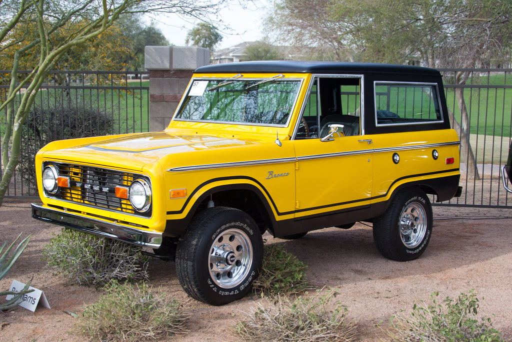 Ford Bronco Ranger - Chassis: U15GLC78000   - 2017 Scottsdale Auctions