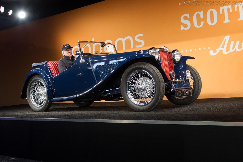 MG TC Midget - Chassis: TC 3781   - 2017 Scottsdale Auctions