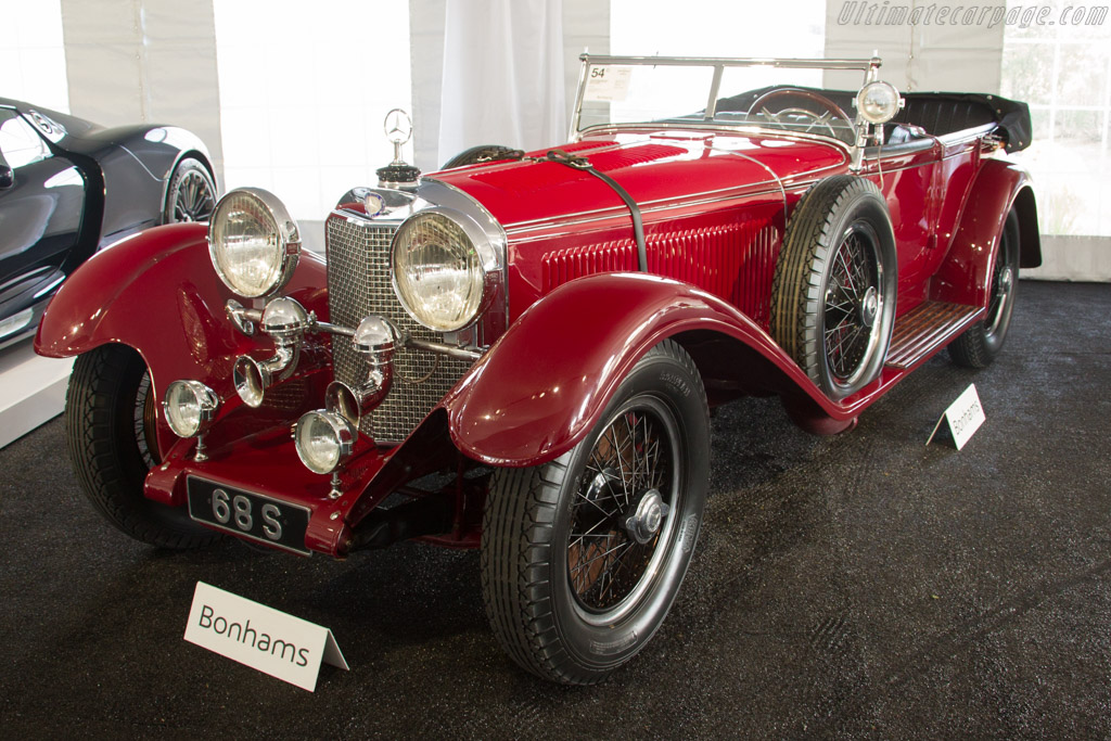 Mercedes-Benz 680 S Erdman & Rossi Sports Tourer - Chassis: 35323   - 2017 Scottsdale Auctions