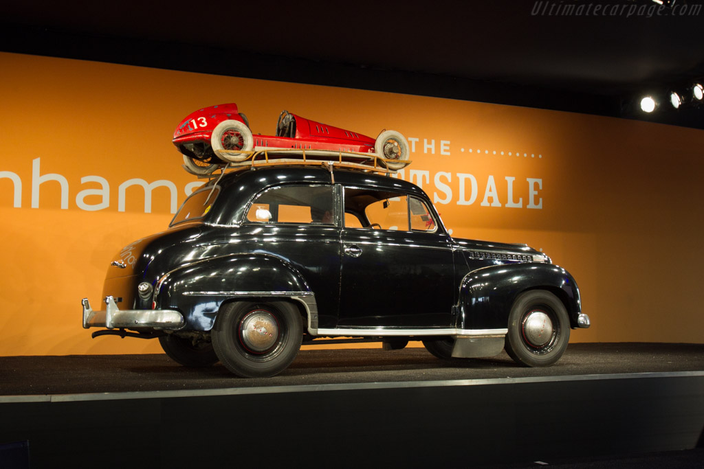 Opel Olympia - Chassis: OLY51L20613425   - 2017 Scottsdale Auctions