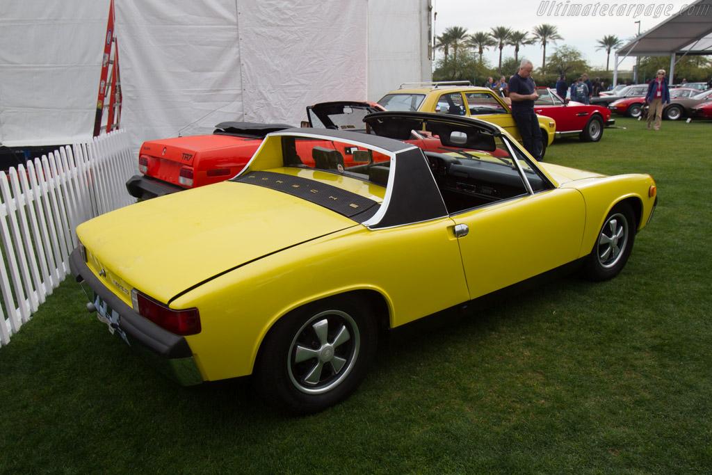 Porsche 914/6 Targa - Chassis: 914 043 1518   - 2017 Scottsdale Auctions