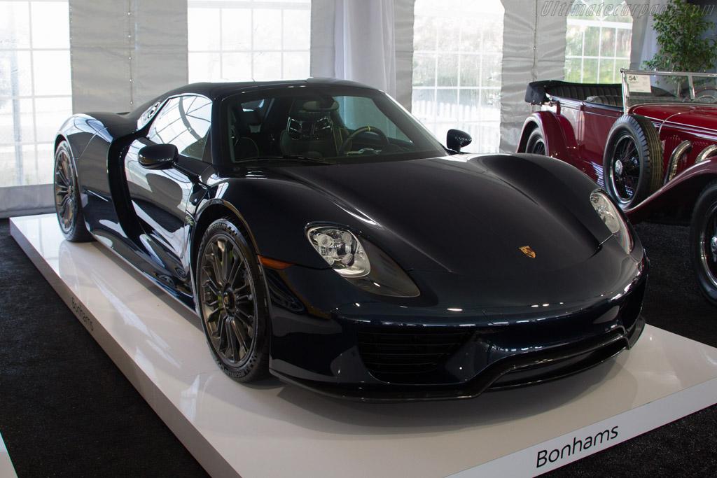 Porsche 918 Spyder - Chassis: WP0CA2A15FS800286   - 2017 Scottsdale Auctions