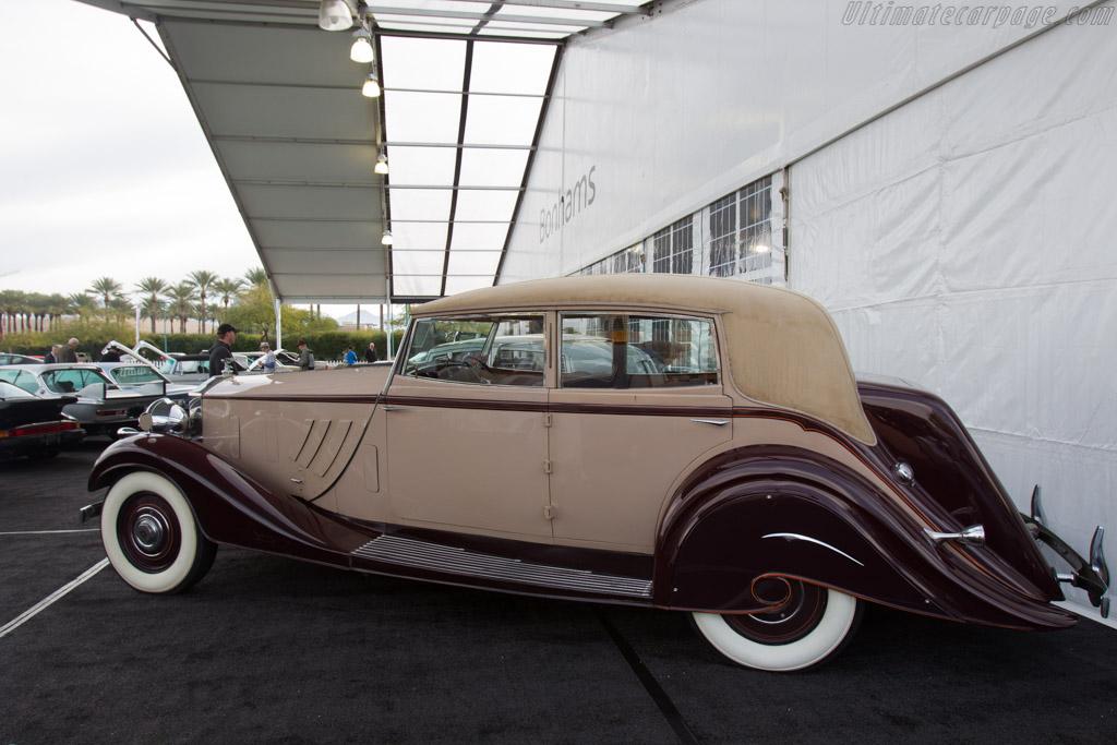 Rolls-Royce Phantom II Brewster Newmarket - Chassis: 3BT129   - 2017 Scottsdale Auctions