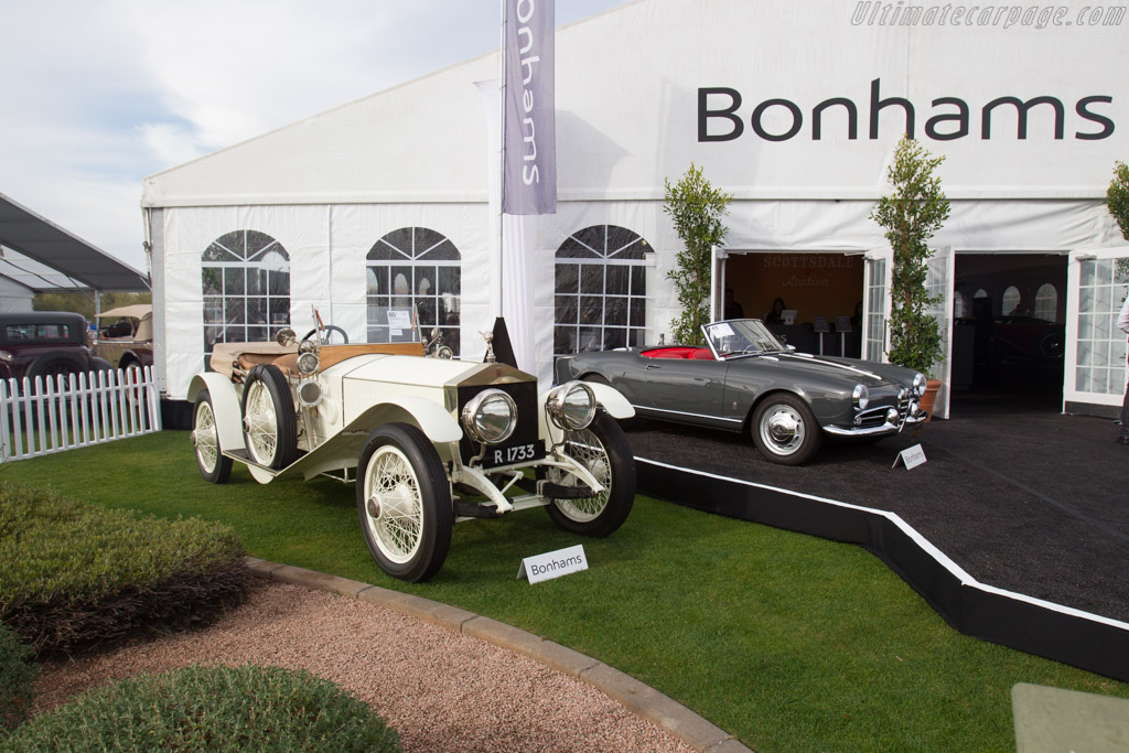 Rolls-Royce Silver Ghost Sports Tourer - Chassis: 2371   - 2017 Scottsdale Auctions