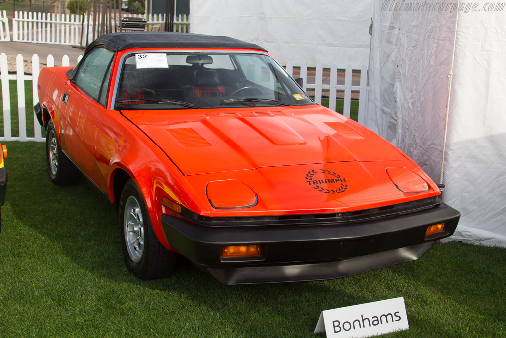 Triumph TR7 Roadster - Chassis: TCT 113071 UCF   - 2017 Scottsdale Auctions