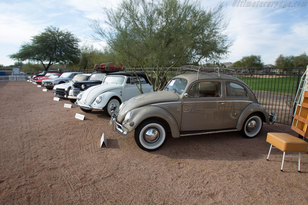 Volkswagen Type 1 Beetle Chassis 10988279 2017