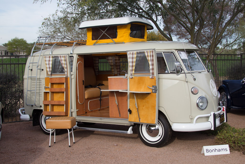 Volkswagen Type 2 Westfalia Camper - Chassis: 237002757   - 2017 Scottsdale Auctions