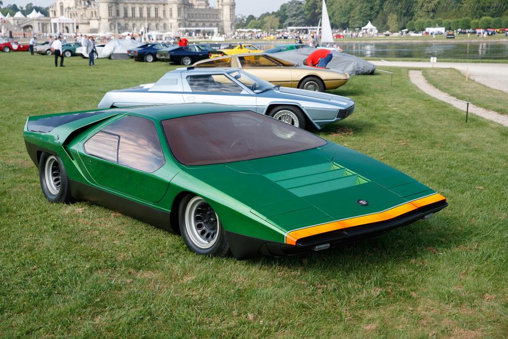 Alfa Romeo Carabo - Chassis: 75033.109 - Entrant: Fiat Chrysler Automobiles - 2019 Chantilly Arts & Elegance
