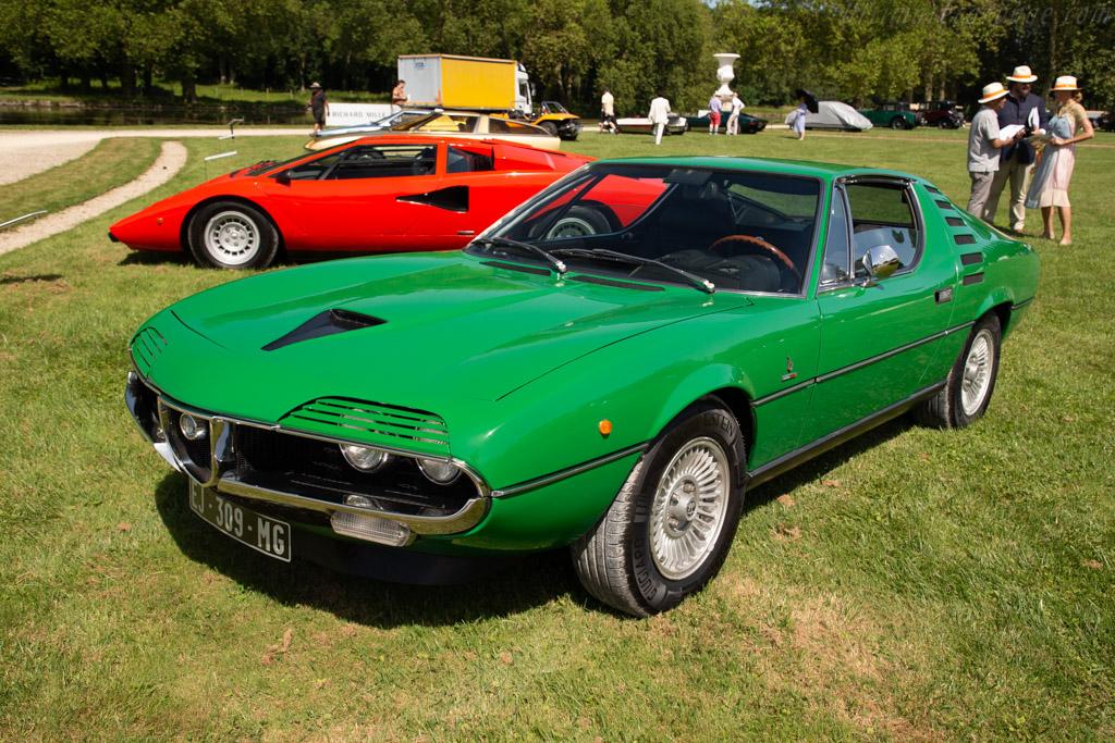 Alfa Romeo Montreal  - Entrant: Le Prado - 2019 Chantilly Arts & Elegance