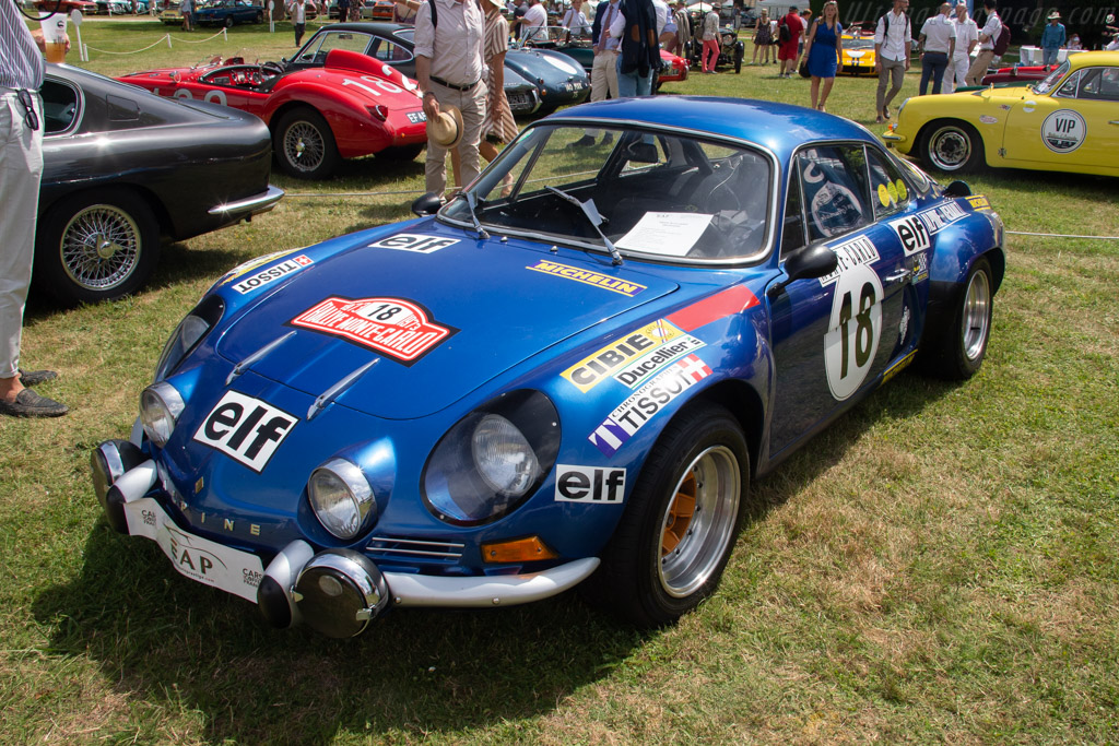 Alpine A110 1300S - Chassis: 12163  - 2019 Chantilly Arts & Elegance