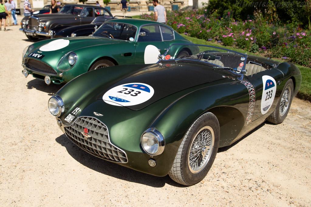 Aston Martin DB3 - Chassis: DB3/4 - Entrant: Louwman Museum - 2019 Chantilly Arts & Elegance