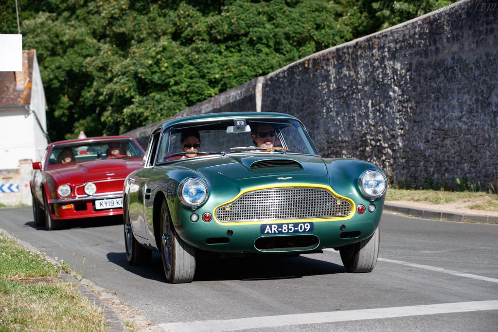 Aston Martin DB4   - 2019 Chantilly Arts & Elegance