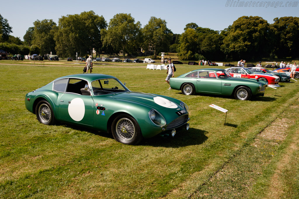 Aston Martin DB4 GT Zagato - Chassis: DB4GT/0182/R - Entrant: Adrian Beecroft - 2019 Chantilly Arts & Elegance