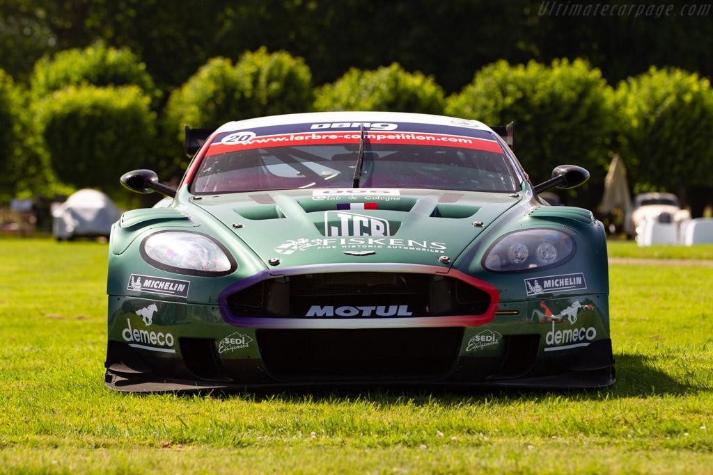 Aston Martin DBR9 - Chassis: DBR9/1 - Entrant: Gregor Fisken - 2019 Chantilly Arts & Elegance