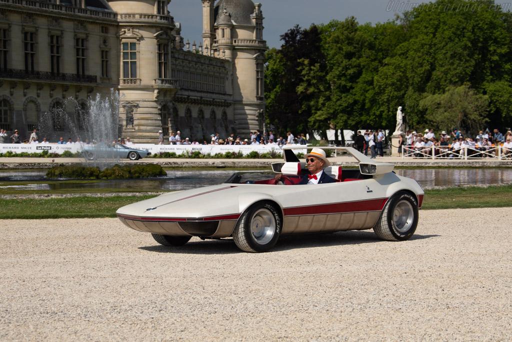 Autobianchi Runabout  - Entrant: Automotoclub Storico Italiano - 2019 Chantilly Arts & Elegance