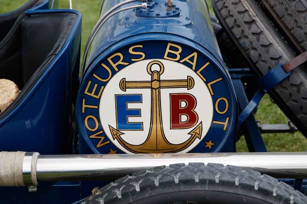 Ballot 2LS Course - Chassis: 23 - Entrant: André Plasch - 2019 Chantilly Arts & Elegance