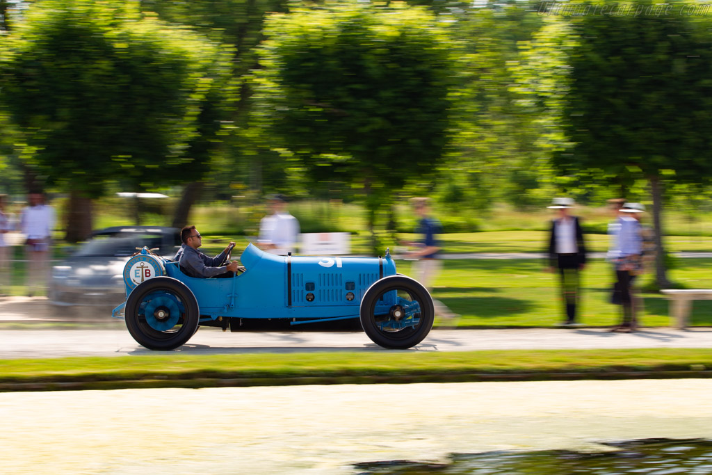 Ballot 5/8 LC Indianapolis - Chassis: 1003 - Entrant: The Revs Institute - 2019 Chantilly Arts & Elegance
