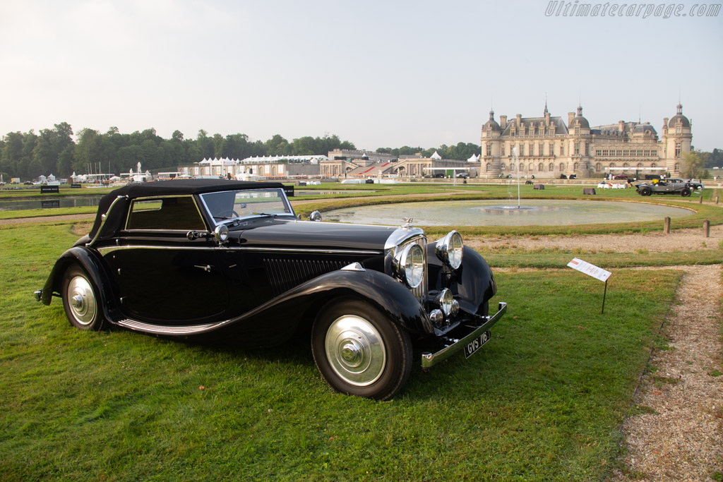 Bentley 4¼-Litre Veth & Zoon Cabriolet  - Entrant: Terrence Lister - 2019 Chantilly Arts & Elegance