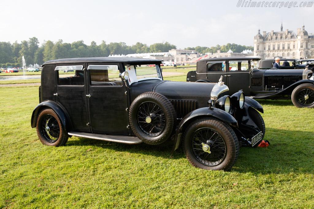 Bentley 4½-Litre Maythorn & Sons Saloon - Chassis: XF3520 - Entrant: Gregor Fisken - 2019 Chantilly Arts & Elegance