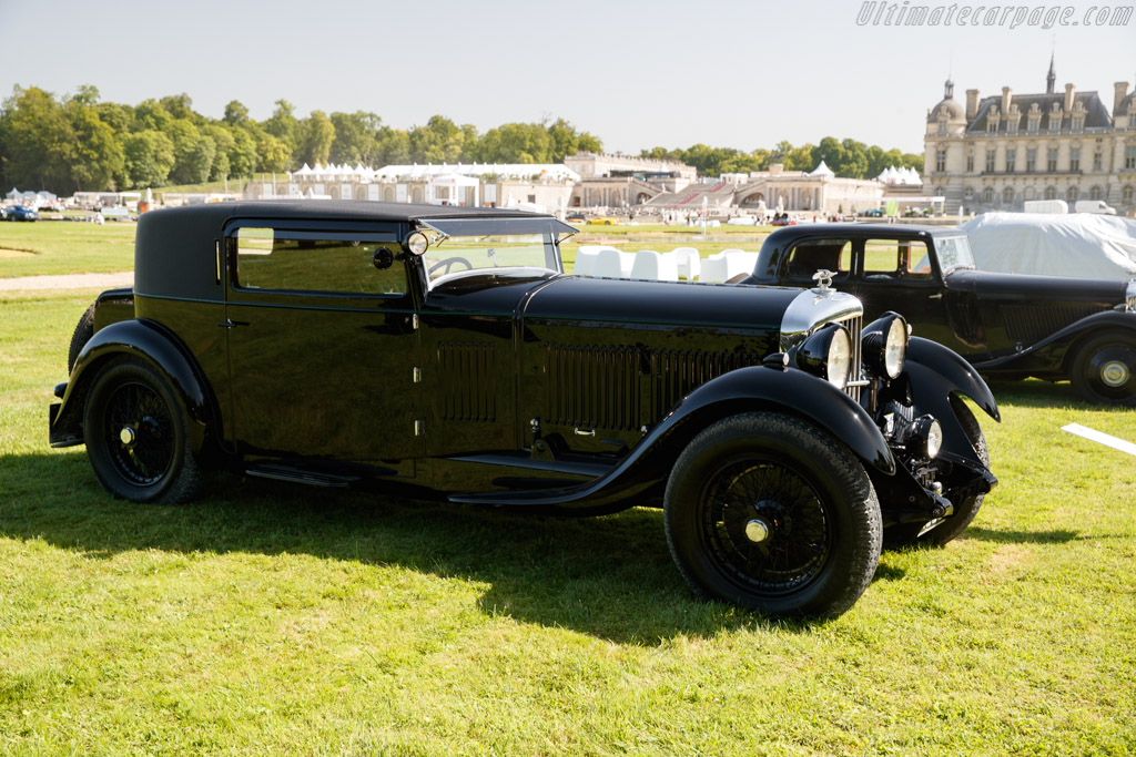 Bentley 8-Litre Freestone & Webb Foursome Coupe - Chassis: YF5021 - Entrant: William E. Connor - 2019 Chantilly Arts & Elegance