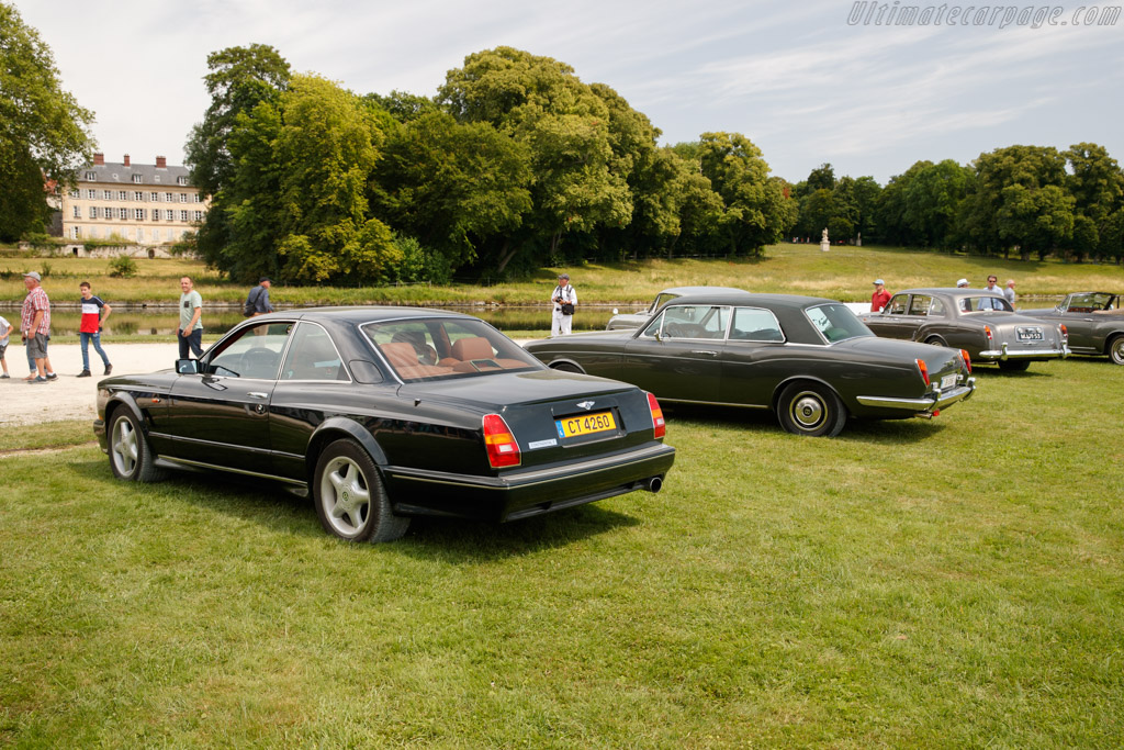Bentley Continental T - Chassis: SCBZU26E0YCX67211 - Entrant: Henry Pearman - 2019 Chantilly Arts & Elegance
