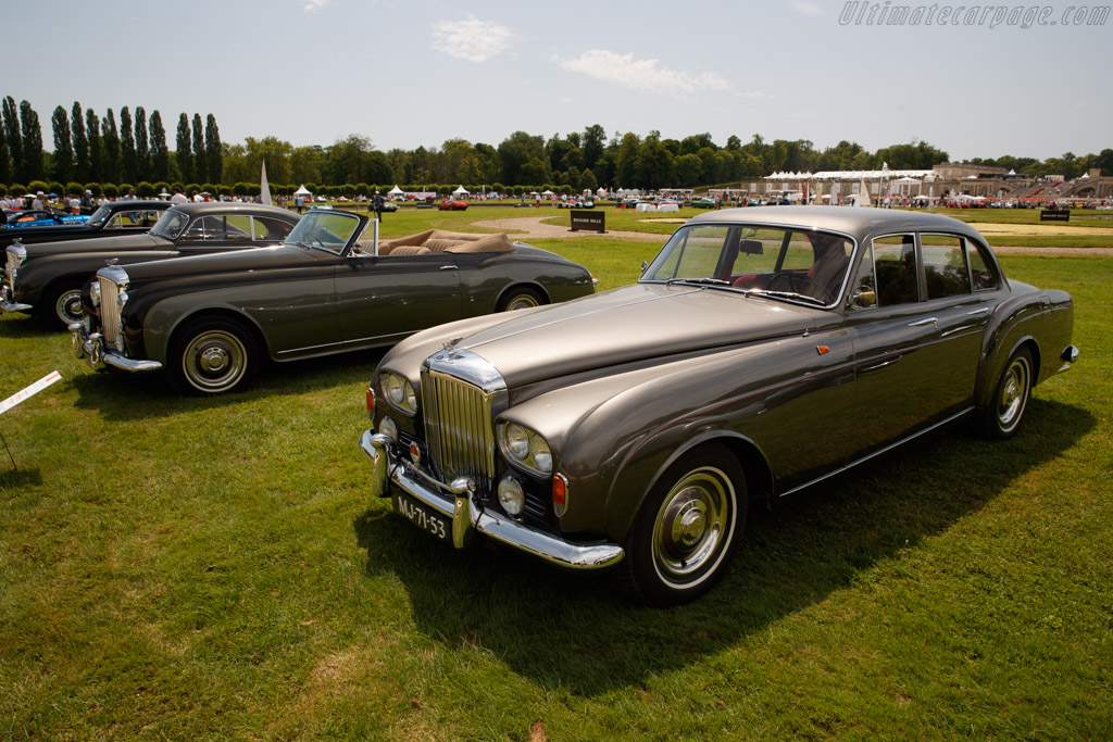 Bentley S3 Continental Flying Spur - Chassis: BC30LXB - Entrant: Hans Hugenholtz - 2019 Chantilly Arts & Elegance