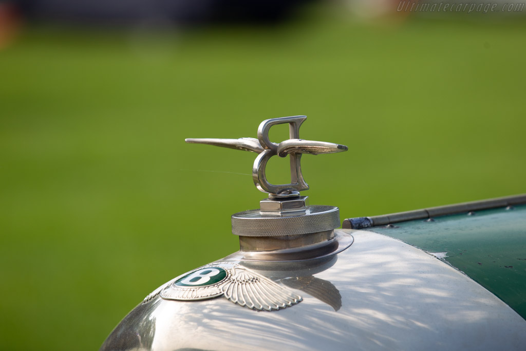 Bentley Speed Six Gurney Nutting Saloon - Chassis: NH2741 - Entrant: Henry Pearman - 2019 Chantilly Arts & Elegance