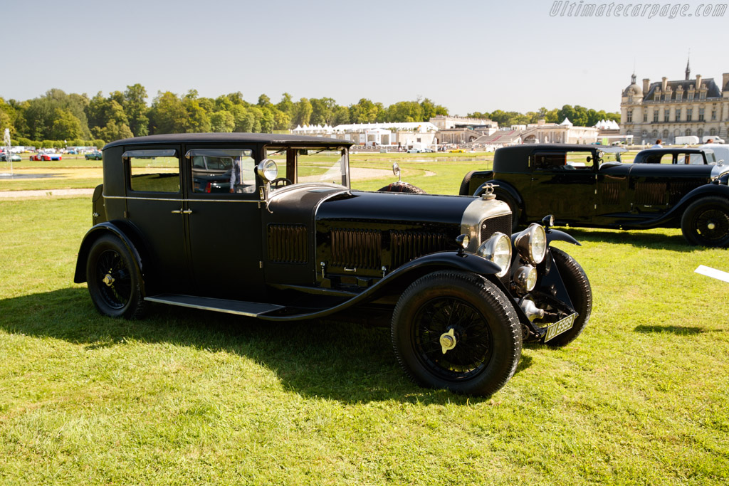 Bentley Speed Six Mulliner Saloon - Chassis: BA2592 - Entrant: Bruce R. McCaw - 2019 Chantilly Arts & Elegance