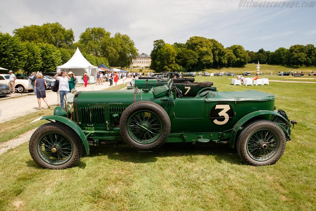 Bentley Speed Six Vanden Plas Tourer - Chassis: HM2869 - Entrant: Peter Neumark - 2019 Chantilly Arts & Elegance