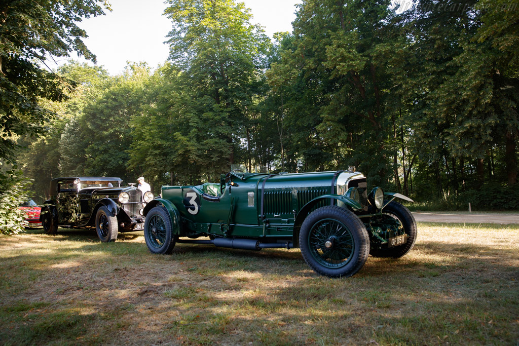 Bentley Speed Six Vanden Plas Tourer - Chassis: HM2869 - Entrant: Peter Neumark - 2019 Chantilly Arts & Elegance