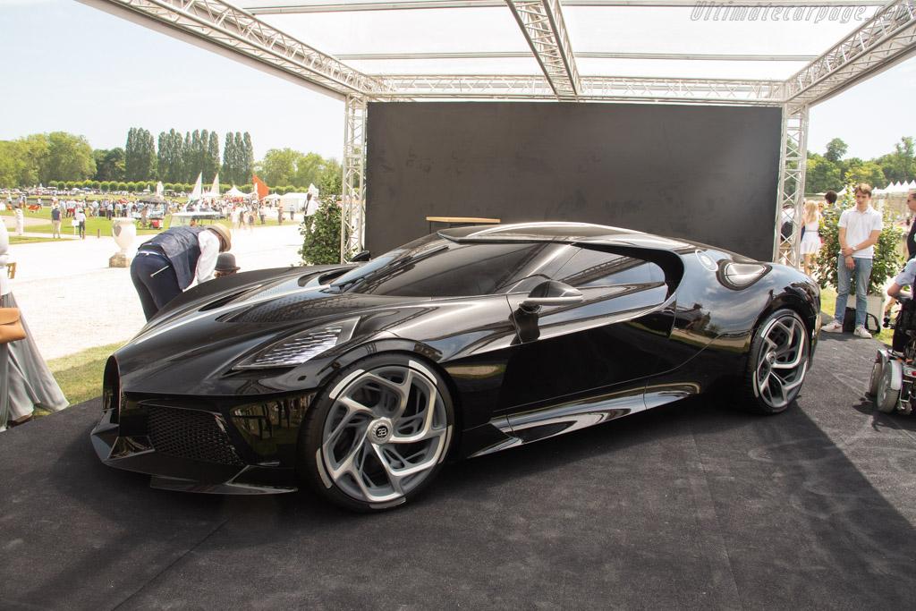 Bugatti La Voiture Noire   - 2019 Chantilly Arts & Elegance