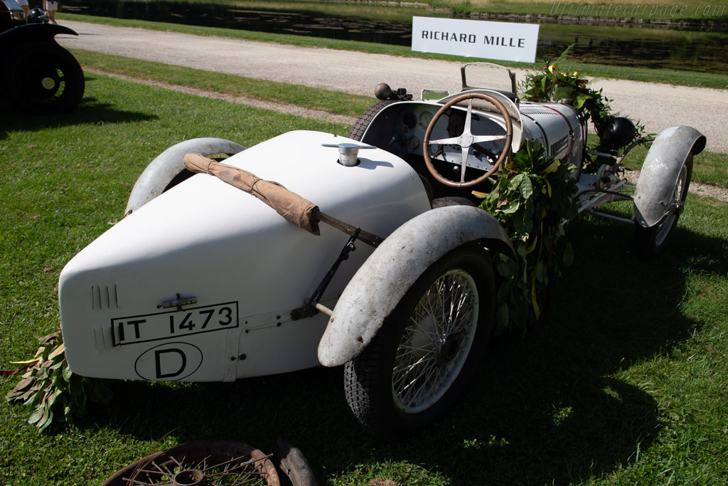 Bugatti Type 37A - Chassis: 37315 - Entrant: Christoph Zeiss - 2019 Chantilly Arts & Elegance