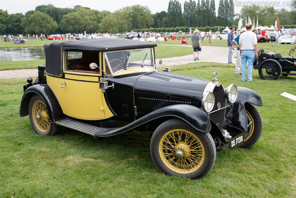 Bugatti Type 40 Fiacre Cabriolet - Chassis: 40623  - 2019 Chantilly Arts & Elegance