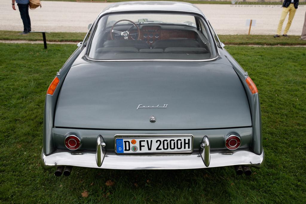 Facel Vega Facel II - Chassis: A194 - Entrant: Hartmut Ibing - 2019 Chantilly Arts & Elegance
