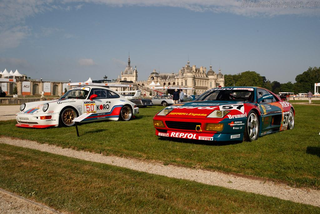 Ferrari 348 GTC LM - Chassis: 97553 - Entrant: Heinz Swoboda - 2019 Chantilly Arts & Elegance