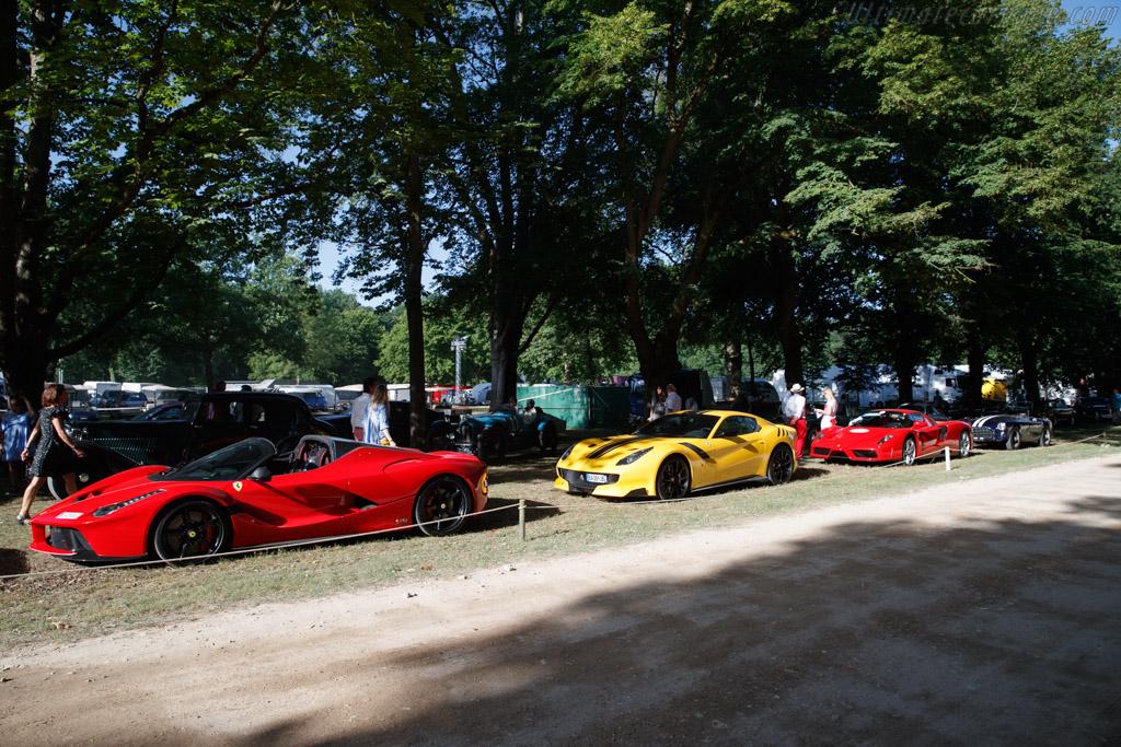 Ferrari LaFerrari Aperta   - 2019 Chantilly Arts & Elegance