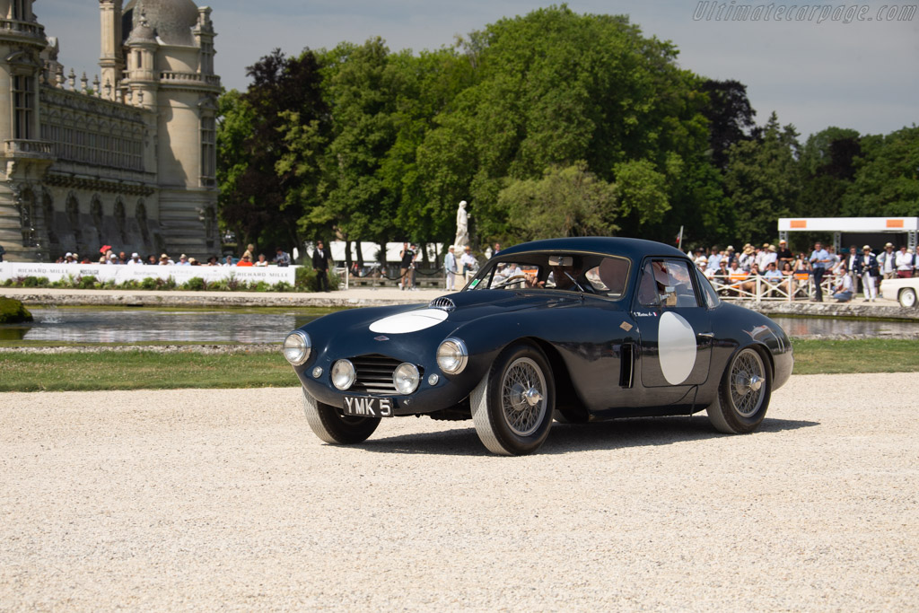 Frazer Nash Le Mans Coupe - Chassis: 421/200/186 - Entrant: Paris Office Project Pop - 2019 Chantilly Arts & Elegance