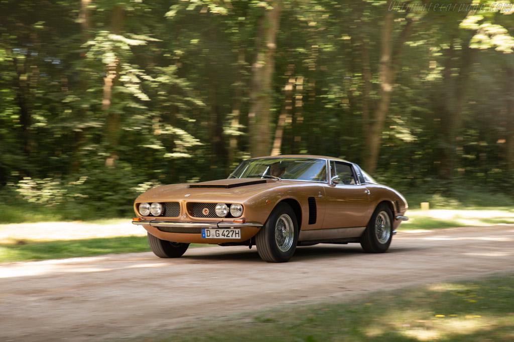 Iso Rivolta Grifo 7-Litri - Chassis: 940268 - Entrant: Jurgen M. Wilms - 2019 Chantilly Arts & Elegance
