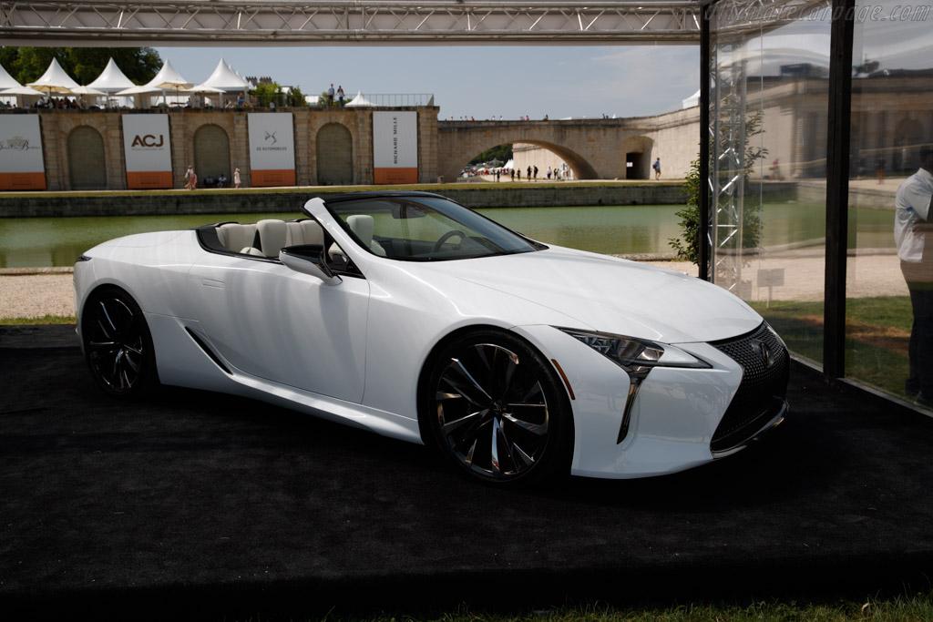 Lexus Concept LC Cabriolet   - 2019 Chantilly Arts & Elegance