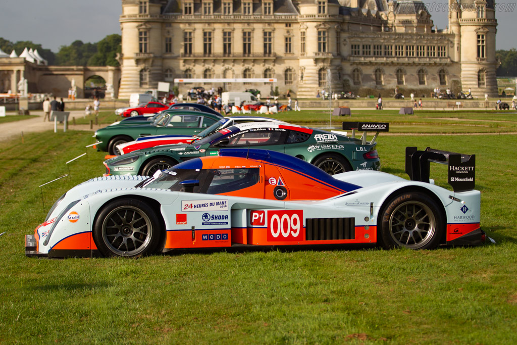 Lola Aston Martin B09/60 - Chassis: B0960-HU01S - Entrant: ROFGO Collection - 2019 Chantilly Arts & Elegance