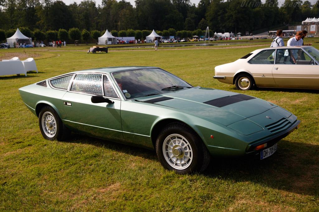 Maserati Khamsin - Chassis: AM120202  - 2019 Chantilly Arts & Elegance