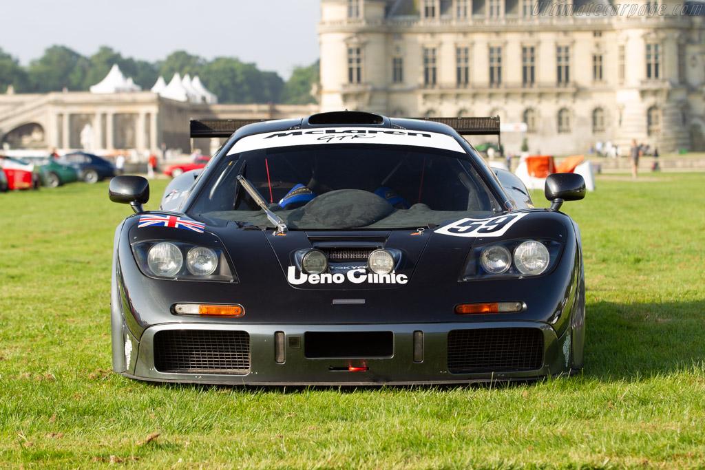 McLaren F1 GTR - Chassis: 01R - Entrant: McLaren Racing Ltd - 2019 Chantilly Arts & Elegance