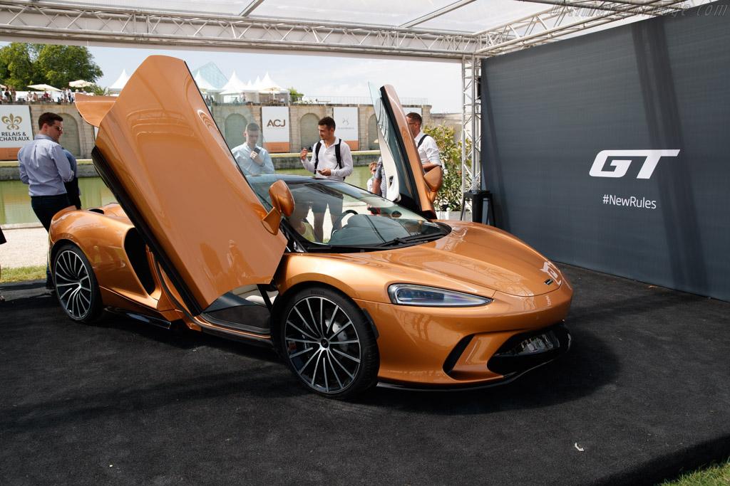 McLaren GT   - 2019 Chantilly Arts & Elegance