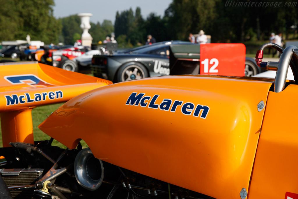 McLaren M16C - Chassis: M16C/5 - Entrant: McLaren Racing Ltd - 2019 Chantilly Arts & Elegance