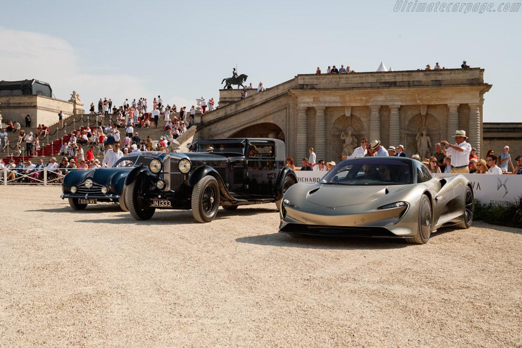 McLaren Speedtail   - 2019 Chantilly Arts & Elegance