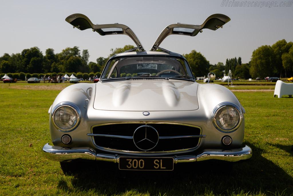Mercedes-Benz 300 SL - Chassis: 198.040.4500021 - Entrant: Historic Cars - 2019 Chantilly Arts & Elegance