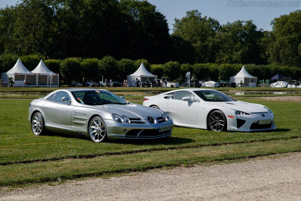 Mercedes-Benz SLR McLaren - Chassis: WDD1993761M000624  - 2019 Chantilly Arts & Elegance