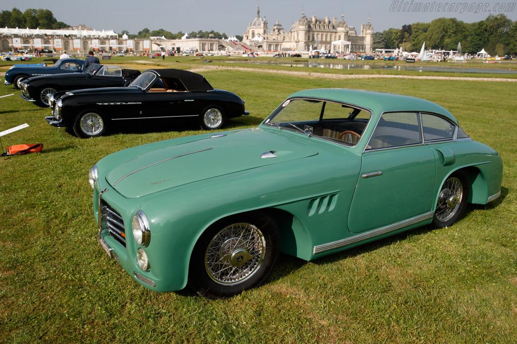 Pegaso Z102 Berlinetta - Chassis: 0102.150.0201 - Entrant: Johan van Puyvelde - 2019 Chantilly Arts & Elegance