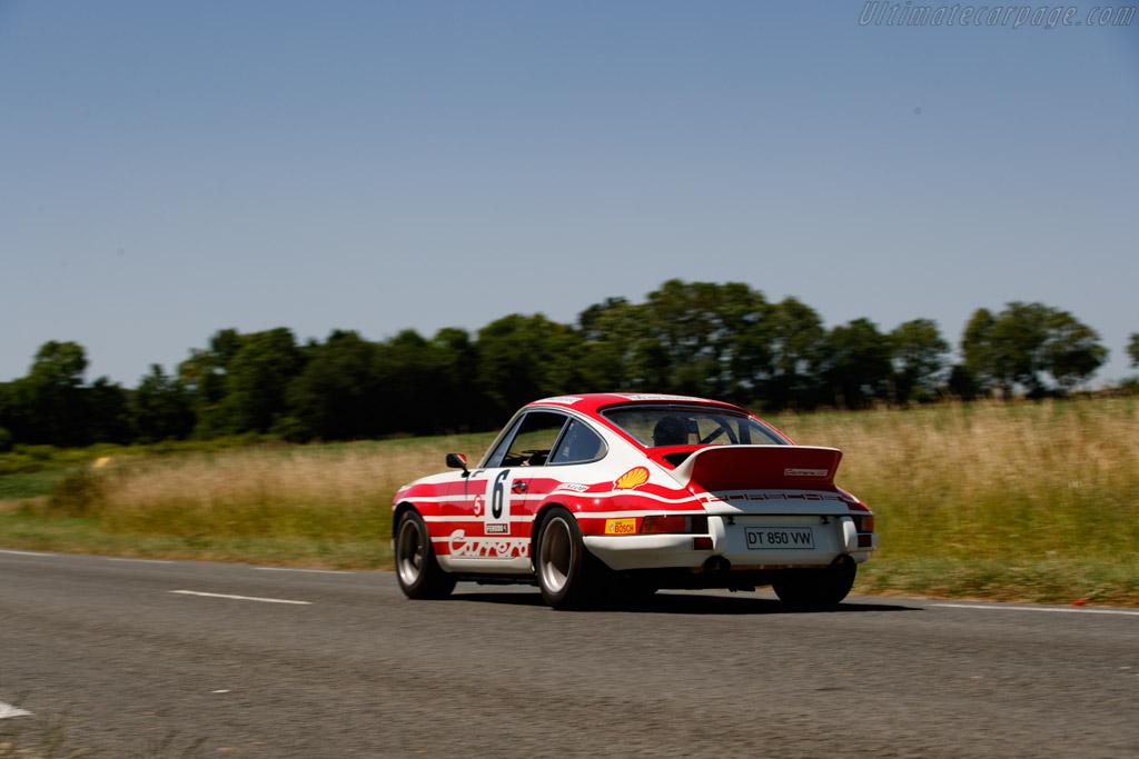 Porsche 911 Carrera RSR 2.8 - Chassis: 911 360 0019 - Entrant: Patrick Peter - 2019 Chantilly Arts & Elegance