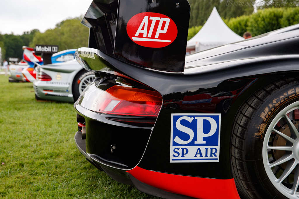 Porsche 911 GT1 - Chassis: 993-GT1-109 - Entrant: Mark Sumpter - 2019 Chantilly Arts & Elegance